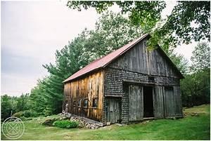 justin saras danbury new hampshire wedding aaron With barns in nh