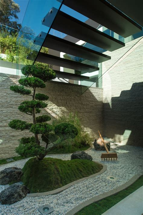 zen garden designs gardens philosophic inspired conifer asian landscape mountain would pruned conifers because elegant could cloud found many looks
