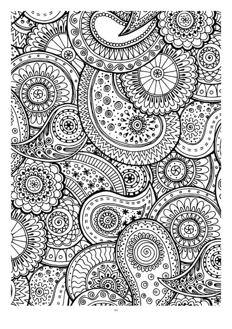Mind Massage colouring book for adults | Coloring canvas