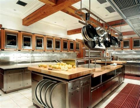 commercial kitchen design ideas 20 professional home kitchen designs page 2 of 4