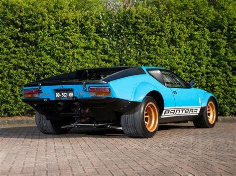 De Tomaso Pantera GTS (1973) for Sale - Classic Trader