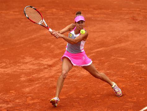 tennis racquet  mihaela buzarnescu  tennis