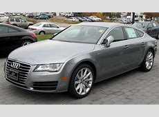 2015 Audi A7 sportback 4g – pictures, information and