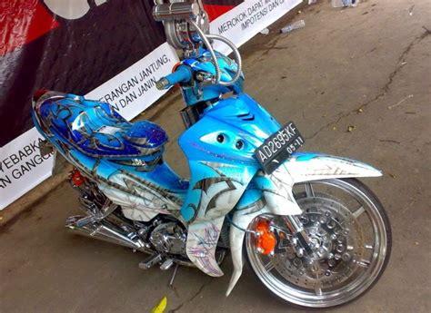Airbrus Yamaha Jupiter Mx Thn2014 by 7 Foto Modifikasi Airbrush Jupiter Mx Keren Variasi