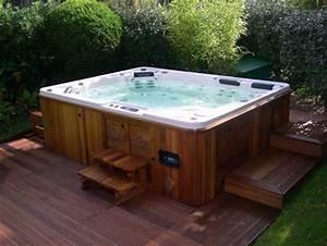 Spa Bois Exterieur : spa bois infos et conseils pour choisir son spa en bois ~ Premium-room.com Idées de Décoration