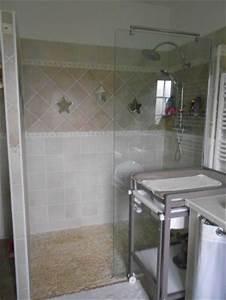 Table à Langer Salle De Bain : salle de bain principale 4 photos vergnolle ~ Teatrodelosmanantiales.com Idées de Décoration