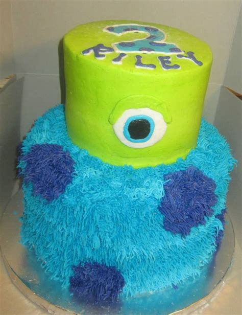monsters inc cake monsters inc cake kindasweet cakes