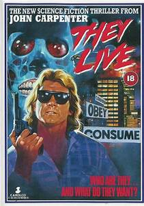They Live (1988) | Movie Posters and inspirational art ...