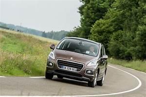 Tarif Peugeot 3008 : peugeot 3008 nouveaux moteurs mais prix en hausse pour 2015 photo 9 l 39 argus ~ Gottalentnigeria.com Avis de Voitures