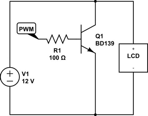 Arduino Transistor Connection Electrical Engineering