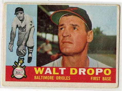 The Quest For The 1960 Topps Set Part Xii
