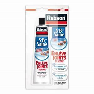 Joint Silicone Exterieur : enl ve joint silicone saine rubson castorama ~ Melissatoandfro.com Idées de Décoration