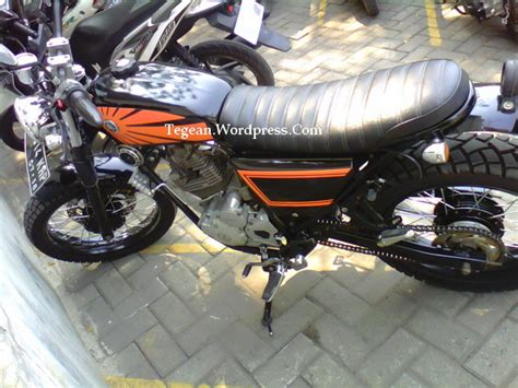 Modif Scorpio Fighter by Modifikasi Honda Scorpio Ala Streetfighter Tegeanblog