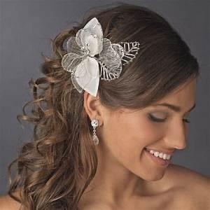 Beautiful Vintage Bridal Hair Comb 592