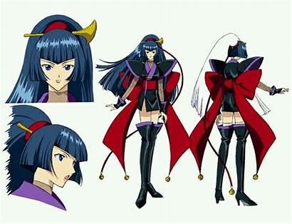 Angelic Layer Suzuka Characters Anime Female Clamp