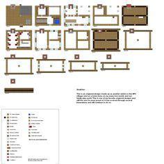 minecraft modern house blueprints layer  layer minecraft houses minecraft house designs