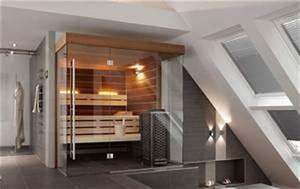 Sauna Unter Dachschräge : exklusiv und individuell privat sauna in ma arbeit ~ Sanjose-hotels-ca.com Haus und Dekorationen