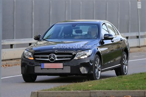 2019 C Class by Update 2019 Mercedes C Class Facelift May Cause A