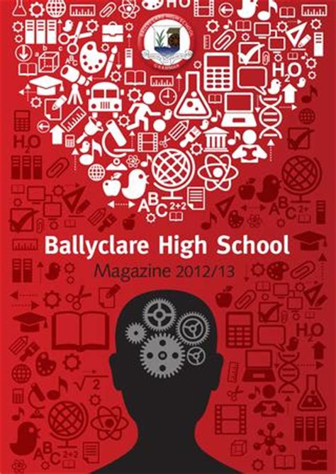 Hohe Decken Gestalten by Ballyclare High School Magazine 2012 13 By Thinkfinch Issuu
