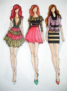 designer clothes glamorous fashion sketches and illustrations best 50 fashion sketches sketches and designers