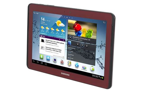 tablette tactile cuisine tablette tactile samsung galaxy tab 2 10 1 16go gt