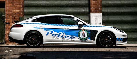 porsche panamera police car program extended