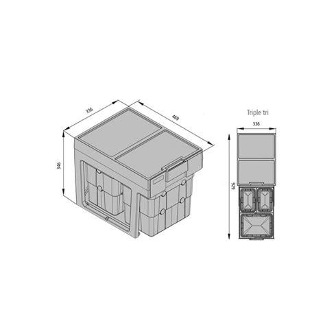 poubelle cuisine encastrable 30 litres poubelle cuisine encastrable 30 litres maison design