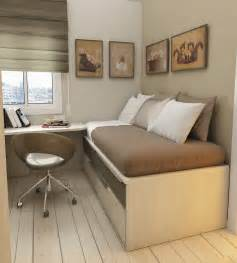 ideas for small bedrooms small floorspace rooms