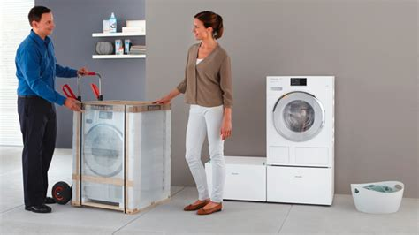 miele delivery and connection miele uk