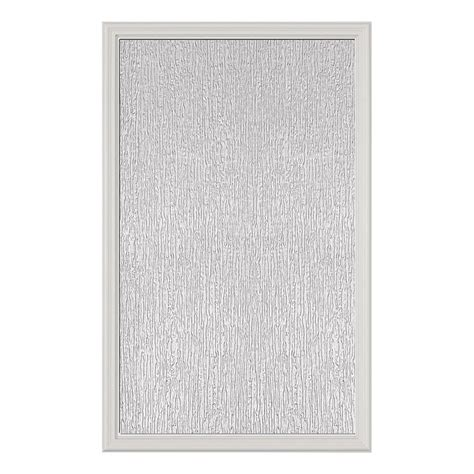 odl canada  textured privacy entry door glass insert