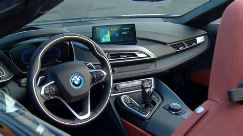 bmw  roadster interior youtube