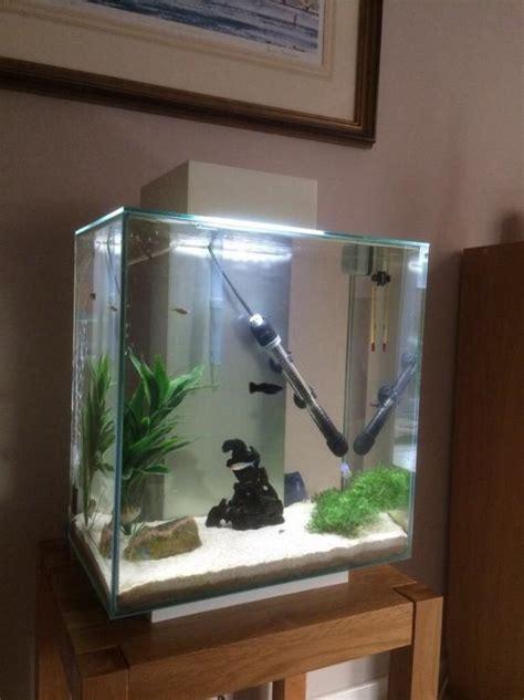 Fluval Edge 46l Fish Tank Tropical Or Cold Pelsall