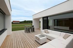 Bungalow Mit Atrium : bungalow r stoob burgenland paschinger architekten ~ Indierocktalk.com Haus und Dekorationen