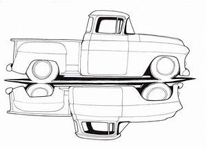 drawn car 57 chevy pencil and in color drawn car 57 chevy With 1949 chevy step van