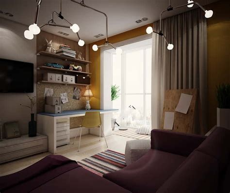 Creative Bedrooms That Any Will by 15 Funky Bedrooms Design Ideas That Any Will