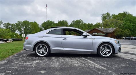 First Drive  2018 Audi A5 20t Sline Quattro Coupe