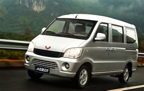 Wuling Picture by Wuling Picture Courtesy Of Www Autowp Ru The