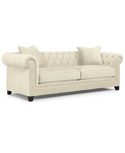 Martha Stewart Saybridge Sofa Vintage martha stewart collection saybridge fabric sofa custom