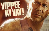 Bruce Willis as John McClain in Die Hard | Manliness ...