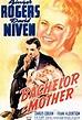 Bachelor Mother (1939) - IMDb