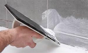 Faire Un Joint Silicone : joint silicone salle de bain 5 poser un receveur de ~ Dailycaller-alerts.com Idées de Décoration
