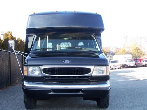 ford private limousine bus   hicksville long island