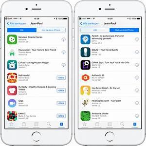 Iphone Apps Aufräumen : aankoopgeschiedenis apps bekijken via iphone ipad en itunes ~ Lizthompson.info Haus und Dekorationen