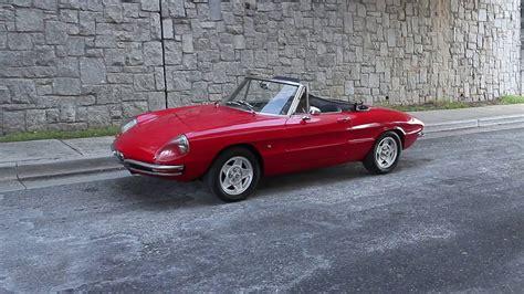 Alfa Romeo Spider Duetto by 1967 Alfa Romeo Spider Duetto For Sale