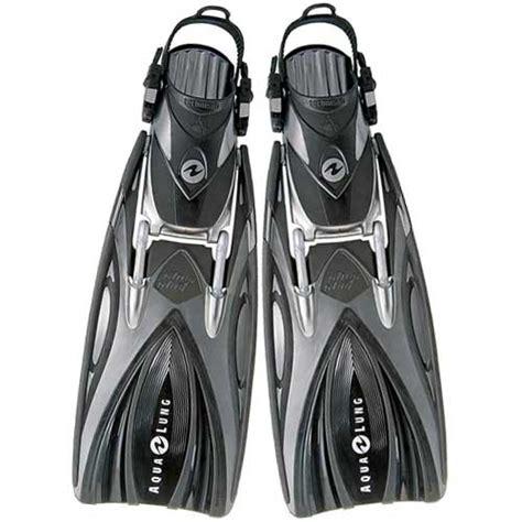 aqua lung slingshot adjustable strap fins