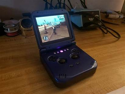 Ps2 N64 Sp Advance Called Wii Gameboy