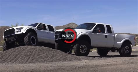 Raptor F 250 by The Ford F 250 Megaraptor Is For Those That Always Need More