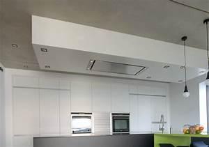 Spot Plafond Cuisine : faux plafond a caisson menuiserie image et conseil ~ Melissatoandfro.com Idées de Décoration