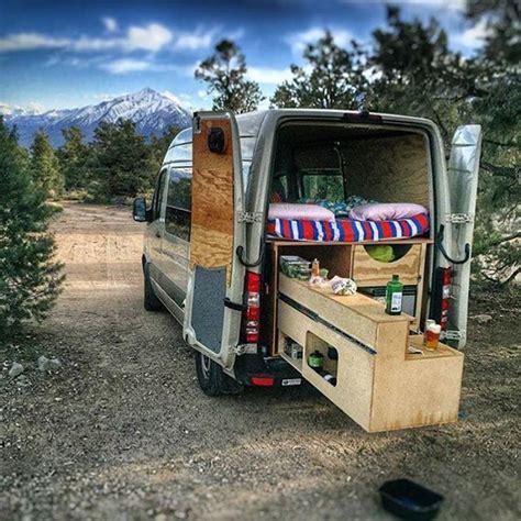51 Best Images About Diy Camper Van Conversions On