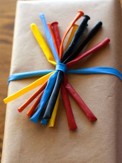 cute diy gift wrapping ideas  kids
